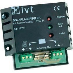 Regulator solarny 12/24 V 8 A