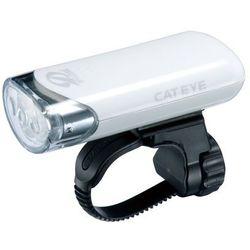 Cateye Lampa Przednia Hl El135n Biała