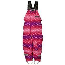 LEGO WEAR Duplo Girls Spodnie zimowe PIA 604 radish red