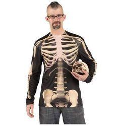 Koszulka Szkieletor - przebrania dla dorosłych - XL