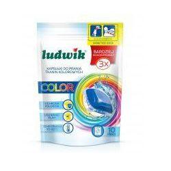 Kapsułki do prania Ludwik color (10 sztuk)