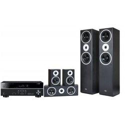 Kino domowe YAMAHA HTR-3068 + Prism Audio Tornado Czarny