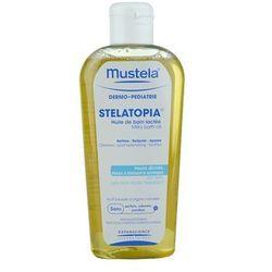 Mustela Dermo-Pédiatrie Stelatopia olejek do kąpieli do skóry suchej i atopowej + do każdego zamówienia upominek.