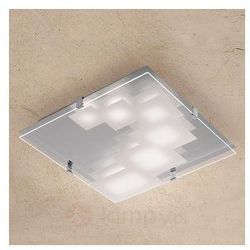Lampa sufitowa LED MIRTA, kwadratowa