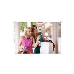Fotoboard na płycie 70 x 50 cm - Okno sklepy kobiet