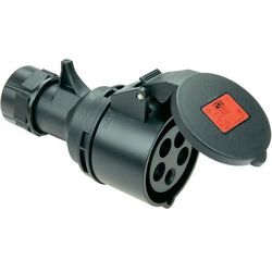 Gniazdo PCE 225-6x, 400 V, 32 A, IP44