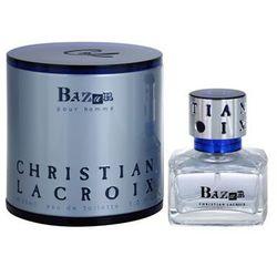 Christian Lacroix Bazar for Men woda toaletowa dla mężczyzn 30 ml + do każdego zamówienia upominek.