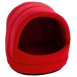 KRAKVET Buda okrągła nr 4 56x50x47 cm kolor: czerwony