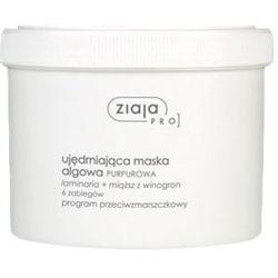 Ziaja Pro UJĘDRNIAJĄCA MASKA ALGOWA Program przeciwzmarszczkowy