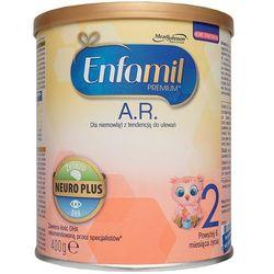 ENFAMIL 400g Premium 2 A.R. Proszek dla niemowląt z tendencją do ulewa