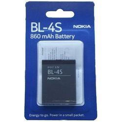 Bateria Nokia BL-4S 860 mAh | Faktura 23%