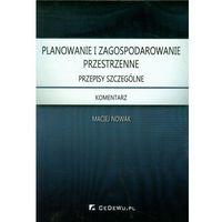 Planowanie i zagospodarowanie przestrzenne (opr. miękka)