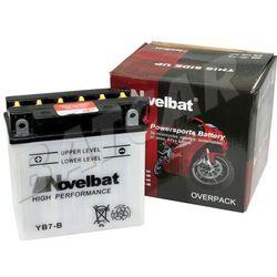 Akumulator Novelbat YB7-B 12V 8Ah 90A (EN)