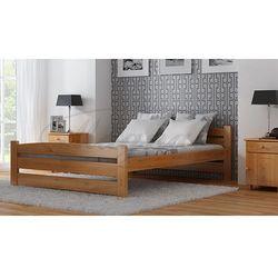 Łóżko drewniane Nadia 120x200