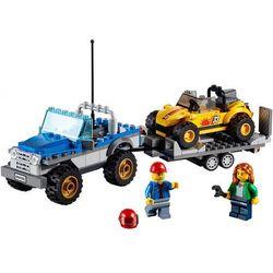 Lego CITY Mała terenówka z przyczepką 60082