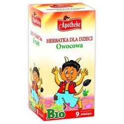 Herbatka dla dzieci owocowa BIO