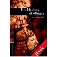 OBL 3E 2 Mystery of Allegra Book and Audio CD Pack