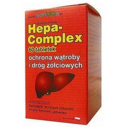 Hepa-Complex tabl. 0,5 g 60 tabl.