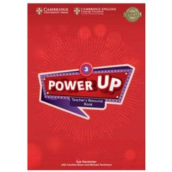 Power Up Level 3 Teacher's Resource Book with Online Audio (opr. miękka)
