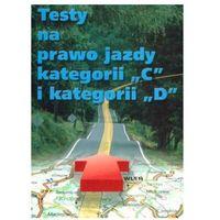 TESTY NA PRAWO JAZDY KATEGORII