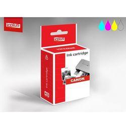 IC+ Głowica Canon CL-41 Color 15ml - CN refabrykowany - - Pixma iP1200/ iP1300/ iP1600/ iP1700/ iP1800/ iP1900