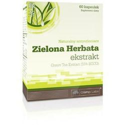 Olimp Zielona Herbata 60 kaps.