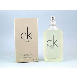 Calvin Klein Ck One edt 100 ml - Calvin Klein Ck One edt 100 ml