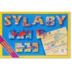 Sylaby Układanka edukacyjna