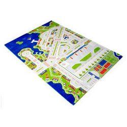 Dywan Miasto Portowe 3D