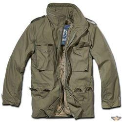 kurtka męskie zimowy BRANDIT - M65 Standard - Olive - 3108/1