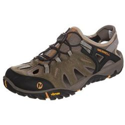 Merrell ALL OUT BLAZE SIEVE Sandały trekkingowe brindle/butterscotch