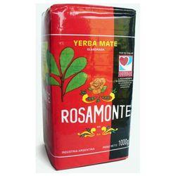 Yerba Mate Rosamonte Elaborada klasyczna 1000g