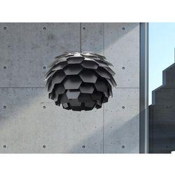 Lampa czarna - sufitowa - zyrandol - lampa wiszaca - SEGRE duza