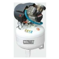 WALTER Sprężarka tłokowa bezolejowa serii OF 400-2x1.5/100D z wbudowanym osuszaczem