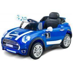 Toyz Maxi pojazd na akumulator samochód Blue nowośc