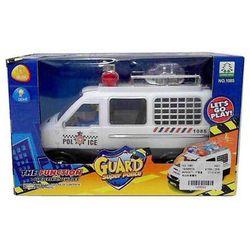 Policja Guard Super Police ze światłem i dźwiękiem