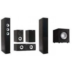 JAMO S628 HCS + SUB J10 BL - kolumny , głośniki - w zestawach taniej - pytaj??