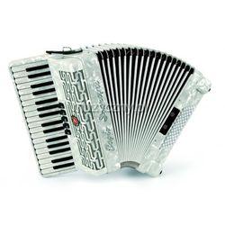 Paolo Soprani Studio 72 34/3/5 72/4/2 akordeon (biały perłowy) Płacąc przelewem przesyłka gratis!
