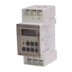 Maclean Timer programator MCE09 na szyne DIN 3600W Włącznik / wyłącznik c