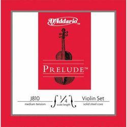 D'addario Prelude J811-12M struna pojedyncza E do skrzypiec 1/2