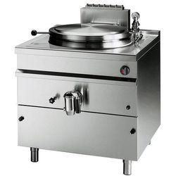 Kocioł warzelny ciśnieniowy gazowy, pośredni system grzania - 300 litrów