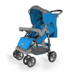 Milly Mally, Vip Blue, wózek spacerowy Darmowa dostawa do sklepów SMYK
