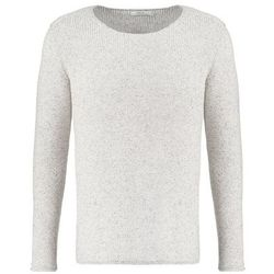 Jack & Jones JJPRPETE REGULAR FIT Sweter jet stream/light grey melange