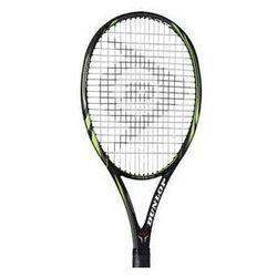 Rakieta do tenisa Dunlop BIOMIMETIC 400 - grip č.3 Czarna/Szara/Żółta
