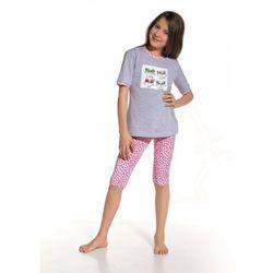 Piżama Cornette Kids Girl 537/33 Trendy kr/r