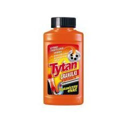 Granulki do udrażniania rur i syfonów Tytan 250 g