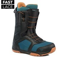 buty GRAVITY - Recon Fast Lace Black/Blue/Rust (BLACK/BLUE/RUST)