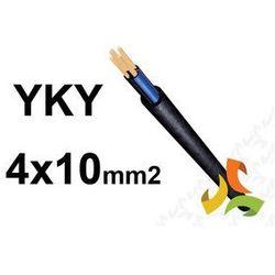 KABEL YKY 4x10mm2 PRZEWÓD ZIEMNY MIEDZIANY