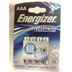 Baterie AAA Energizer Ultimate Lithium