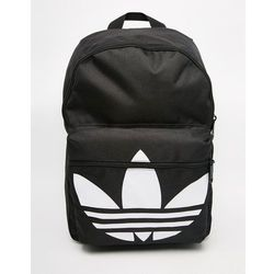 adidas Originals Classic Backpack in Black - Black